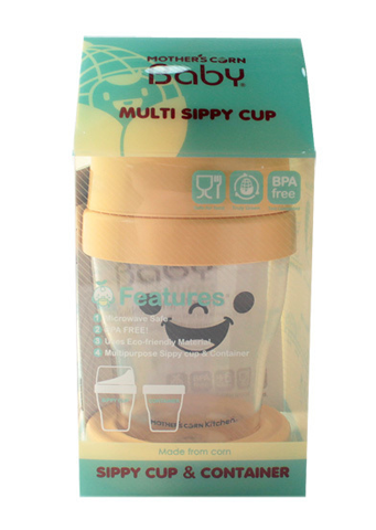 Mother's Corn</br>Baby Sippy Cup