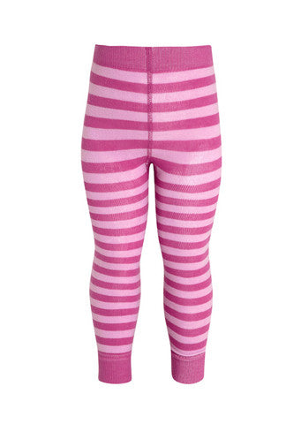 JoJo Maman Bebe </br>Leggings | Bird Pink Striped