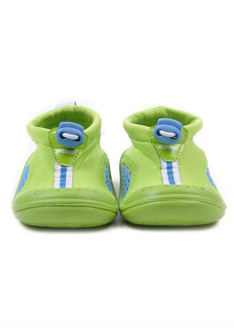 Skidders</br>Sun Grip Shoe - Green/Blue