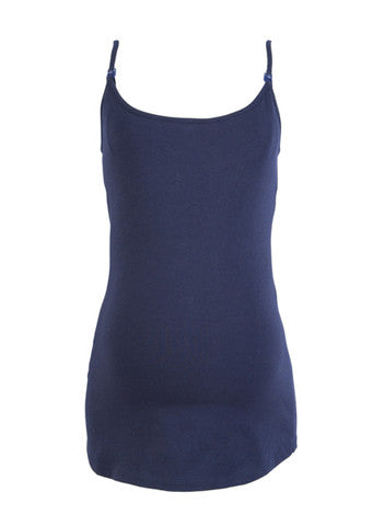 JoJo Maman Bebe</br>Secret Support Top Midnight Blue
