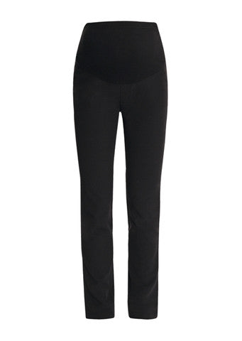 JoJo Maman Bebe</br>Straight Leg Trousers Black