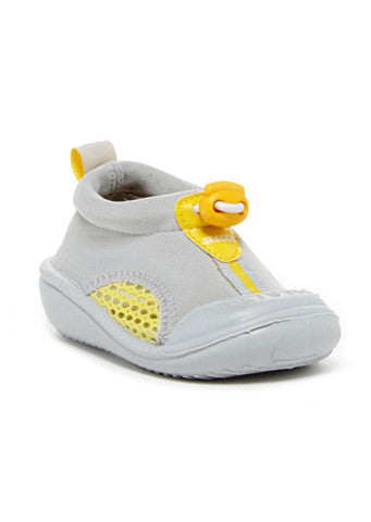 Skidders</br>Sun Grip Shoe - Grey/Yellow