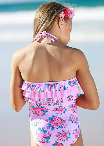 Sun Emporium</br>Vintage Rose One Piece Swimwear