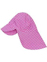 JoJo Maman Bebe</br>Dot print Sun Protection Hat