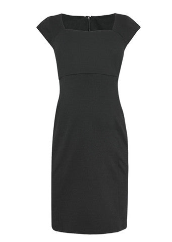 JoJo Maman Bebe</br>Maternity Shift Dress - Black