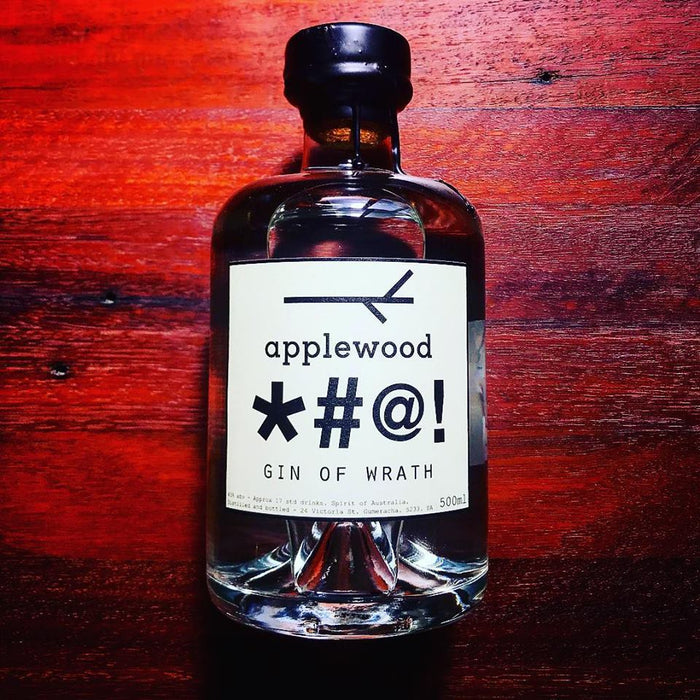 Gin of Wrath - Applewood Distillery