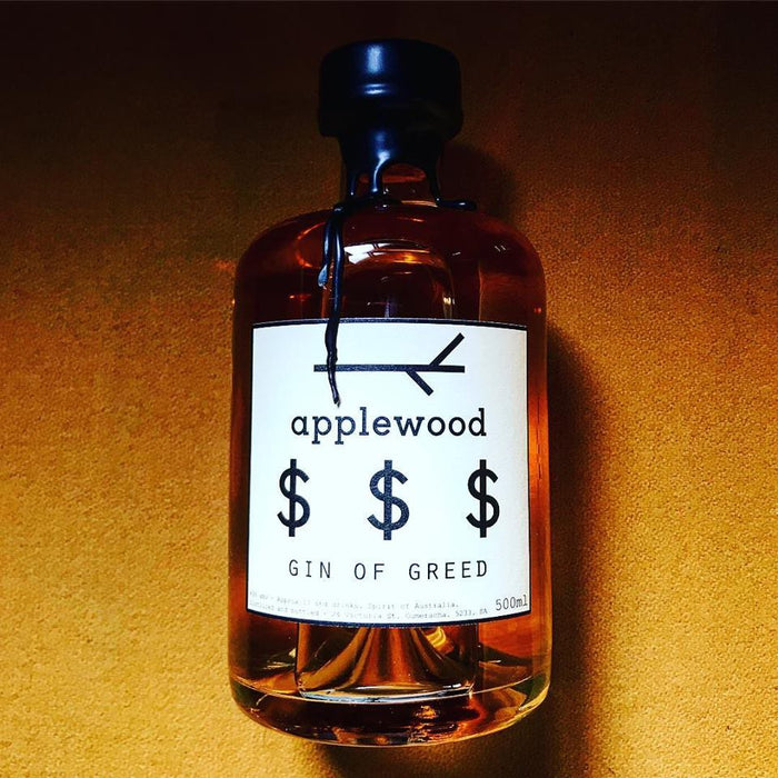 Gin of Greed - Applewood Distillery