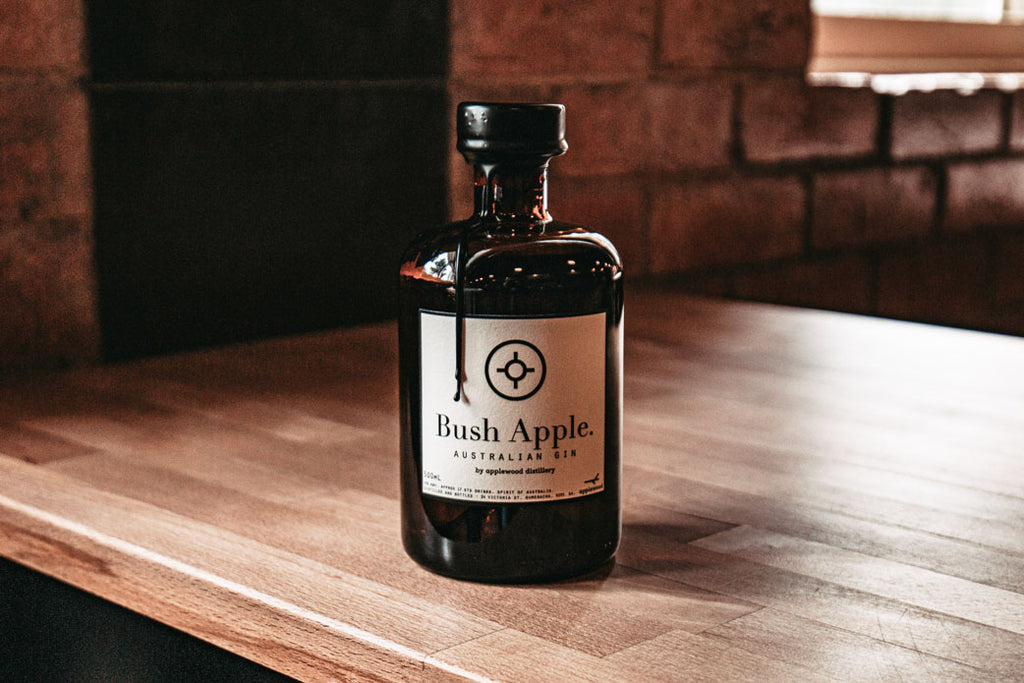 Bush Apple Gin - Applewood Distillery