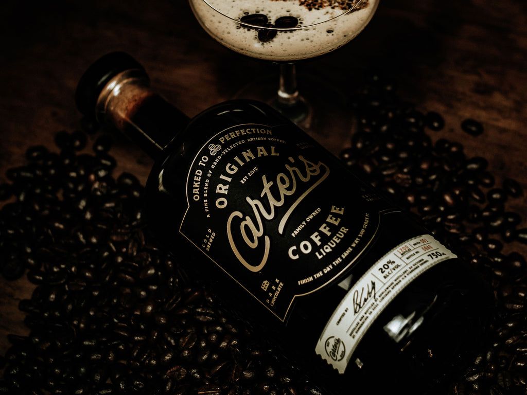 carter's original coffee liqueur - Applewood Distillery