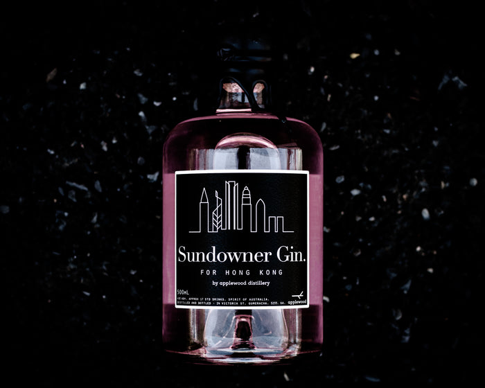 sundowner gin - Applewood Distillery