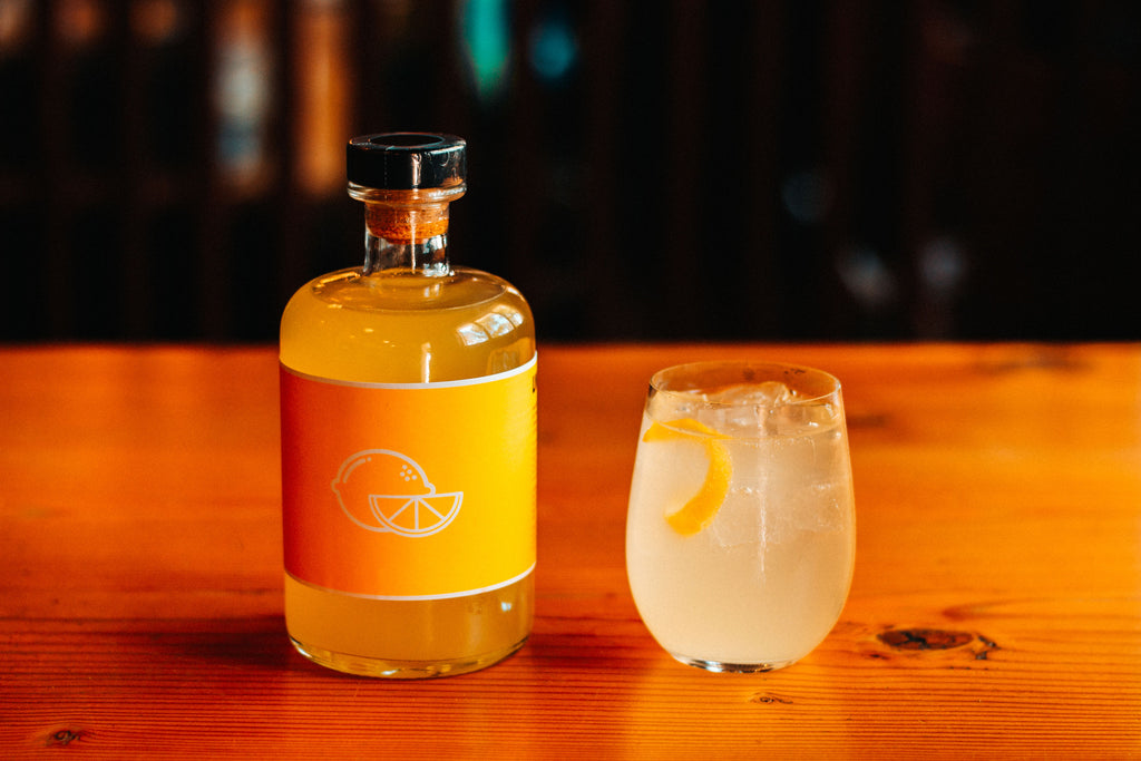 limoncello - Applewood Distillery