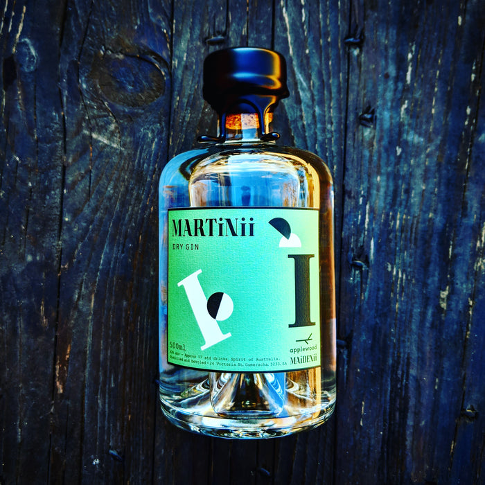 Martinii Gin - Applewood Distillery
