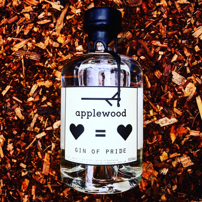 Gin of Pride - Applewood Distillery