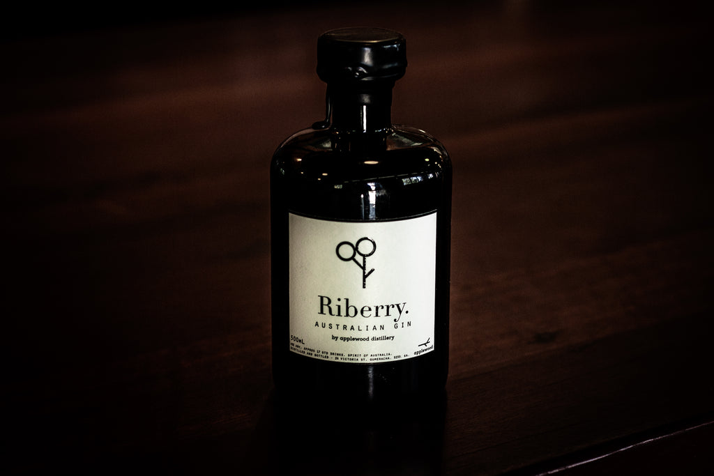 riberry gin - Applewood Distillery