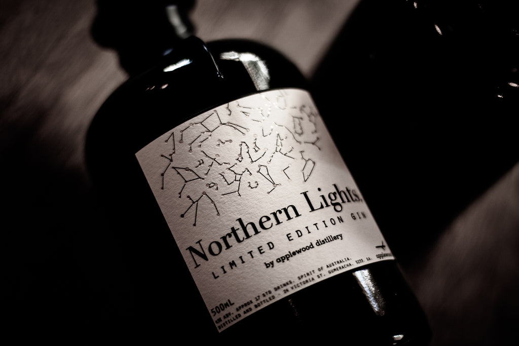 northern lights gin - Applewood Distillery
