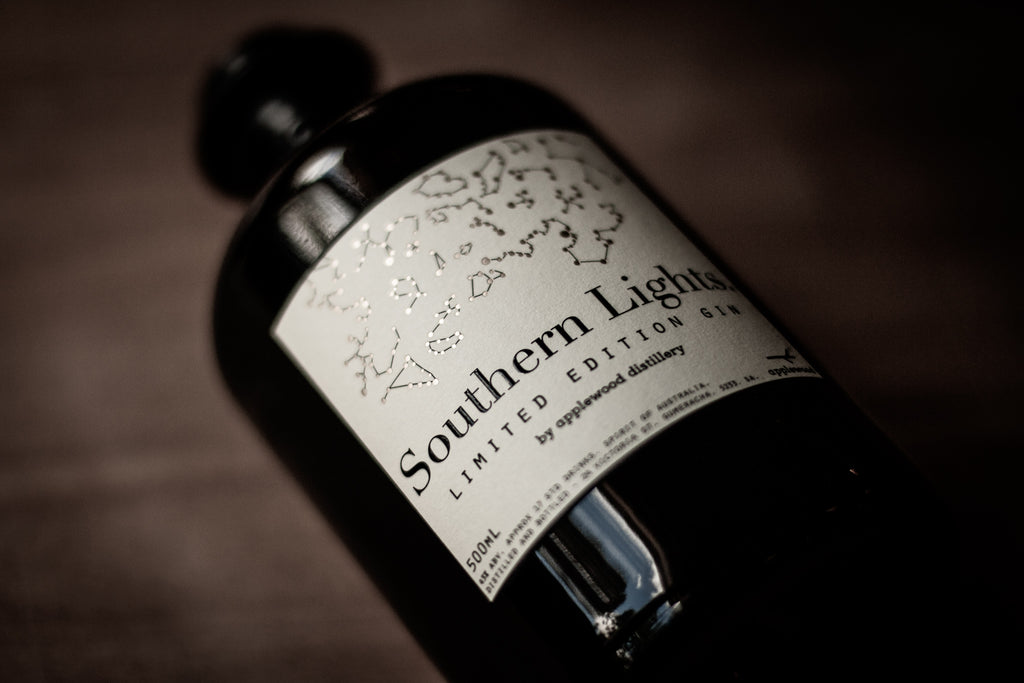 southern lights gin - Applewood Distillery
