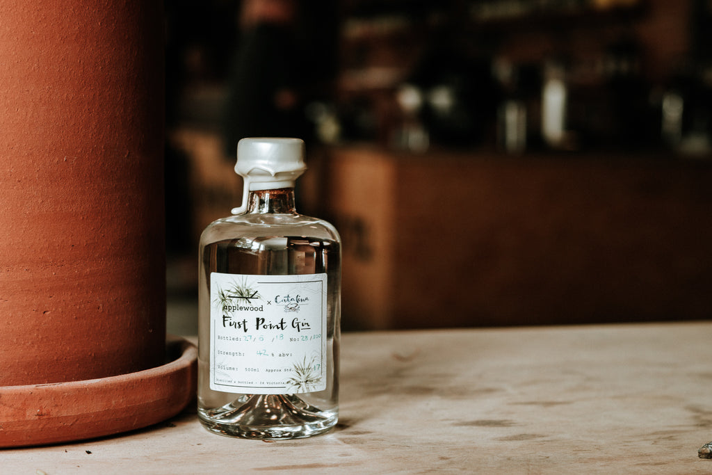 first point gin - Applewood Distillery