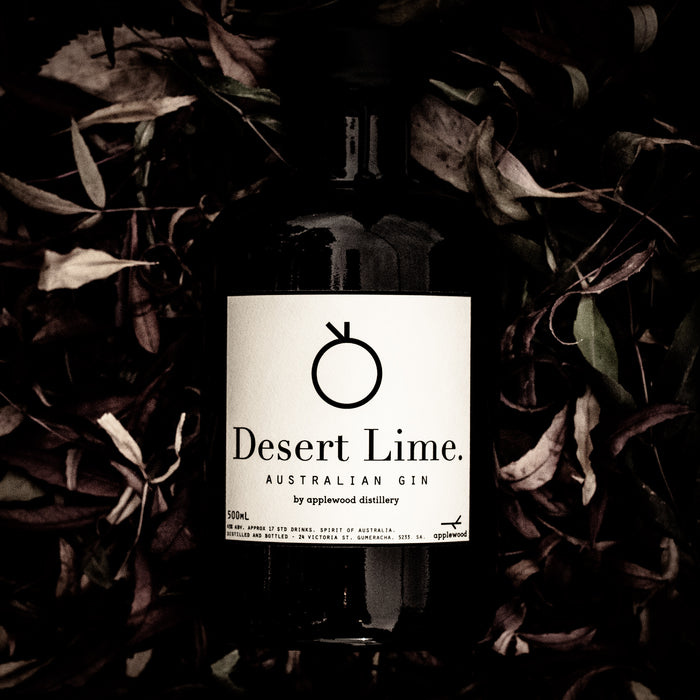 desert lime gin - Applewood Distillery