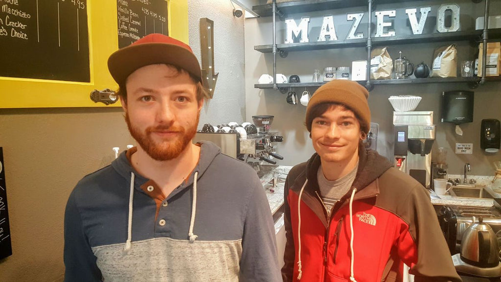 Mazevo Coffee Roasters and Espresso Bar opens in downtown Billings