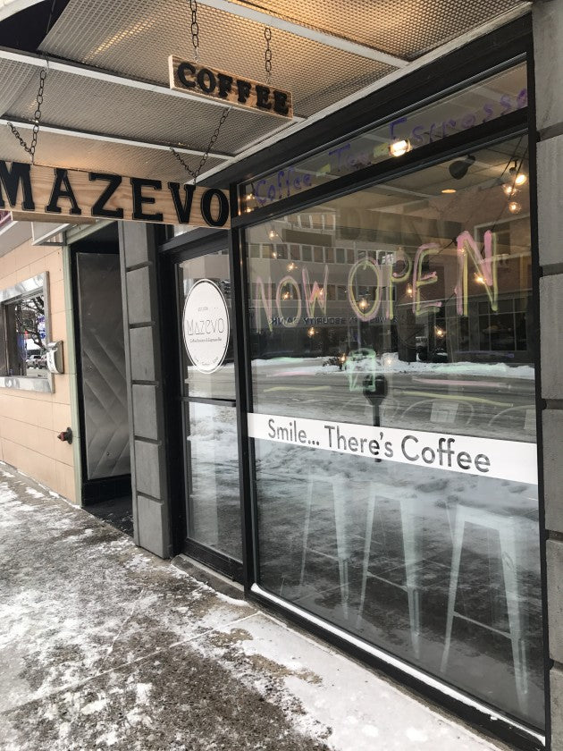 New Coffee Shop In Downtown Billings