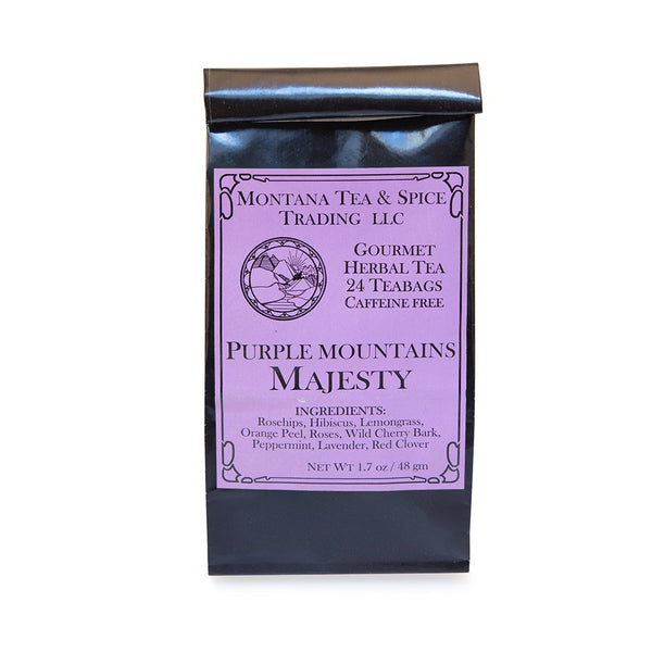 Purple Mountain Majesty || Tea