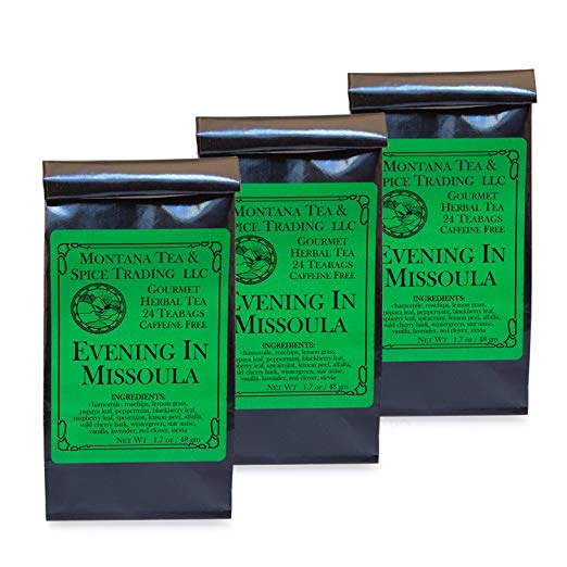 Montana Tea & Spice Combo Pack (Evening In Missoula)