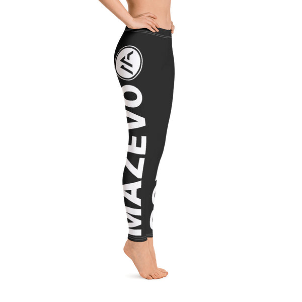 Mazevo Coffee Leggings