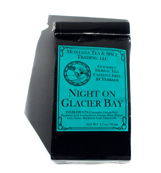 Night On Glacier Bay || Tea