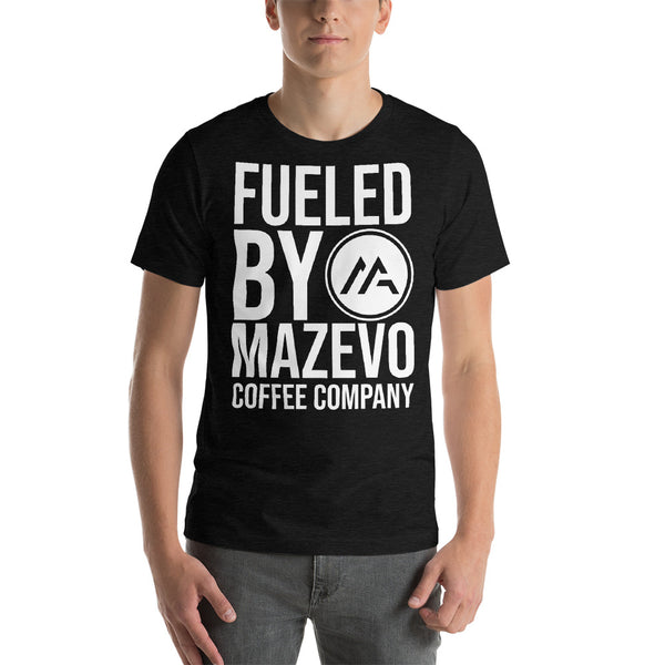 Fueled By Mazevo Coffee T