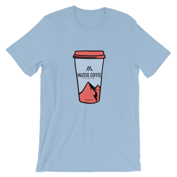 Red Cup Short-Sleeve Unisex T-Shirt