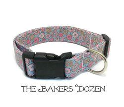 Donut Dog Collar - The Bakers Dozen (Matching Leash Available)