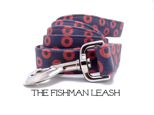 The Fishman Dog Leash