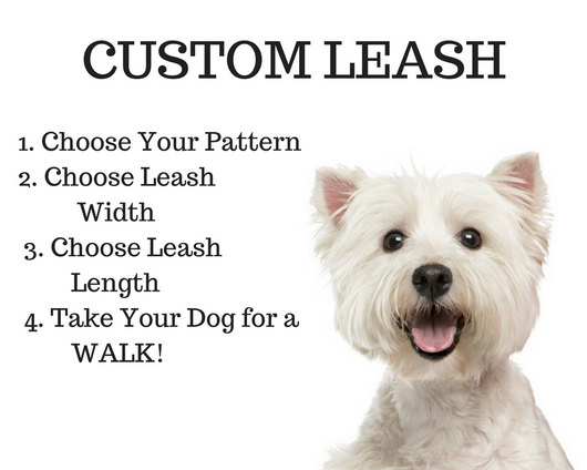 Custom Leash - Create Your Own Leash