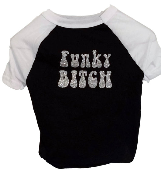 Funky Bitch Phish Dog Shirt