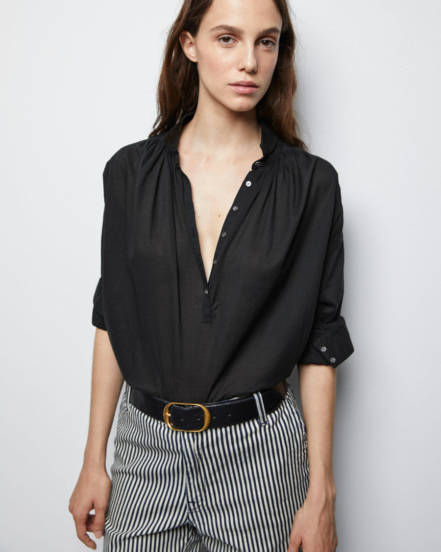Miles Blouse - Black