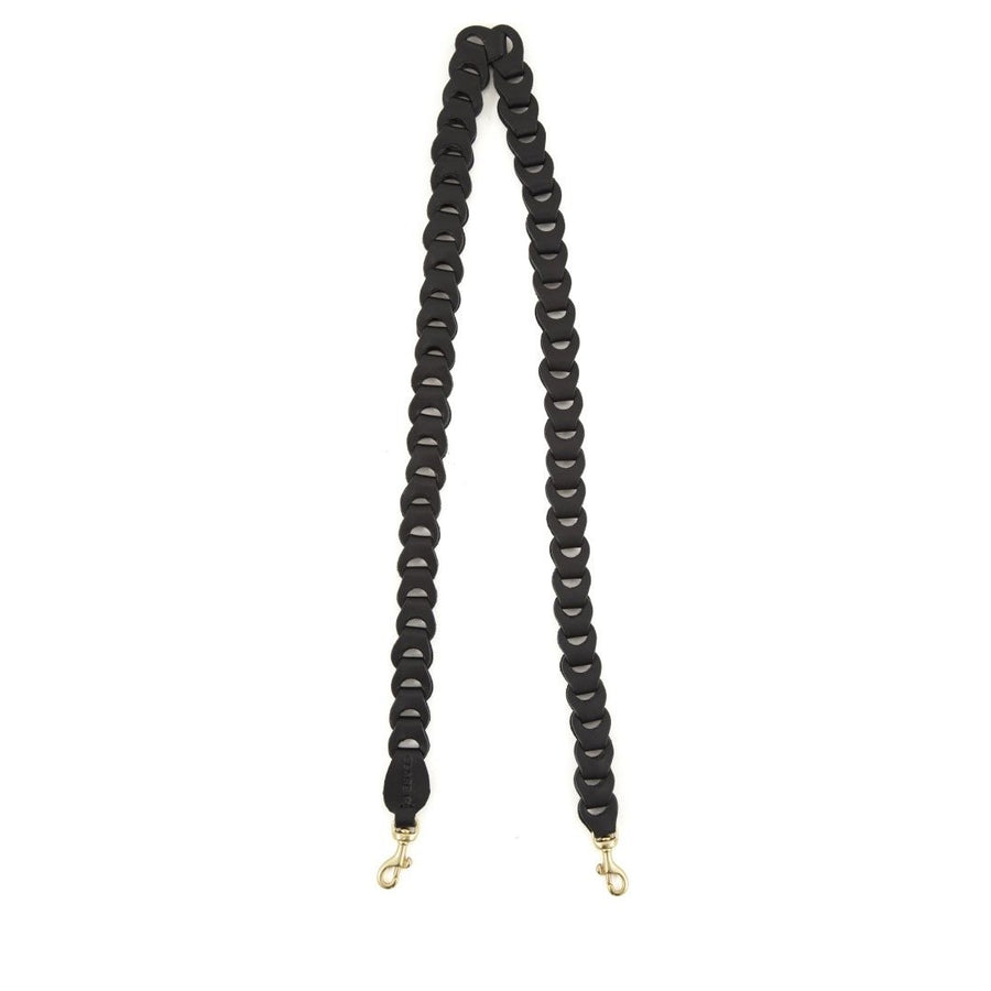 Crossbody Link Strap - BLACK