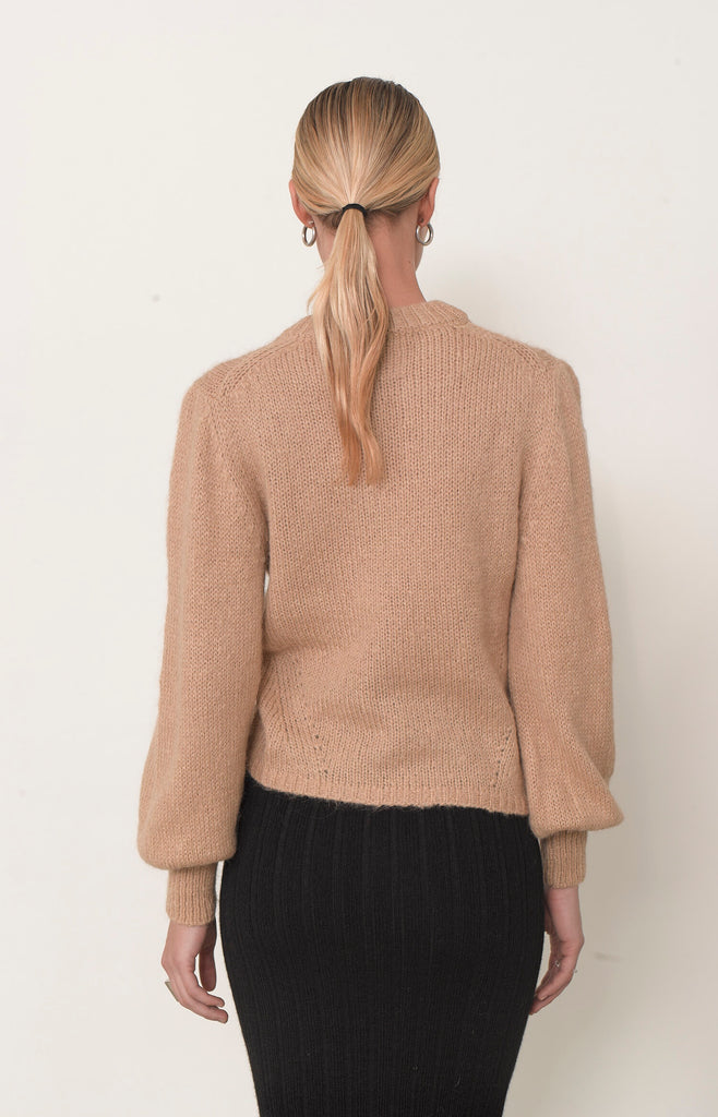 Kara Sweater - Camel
