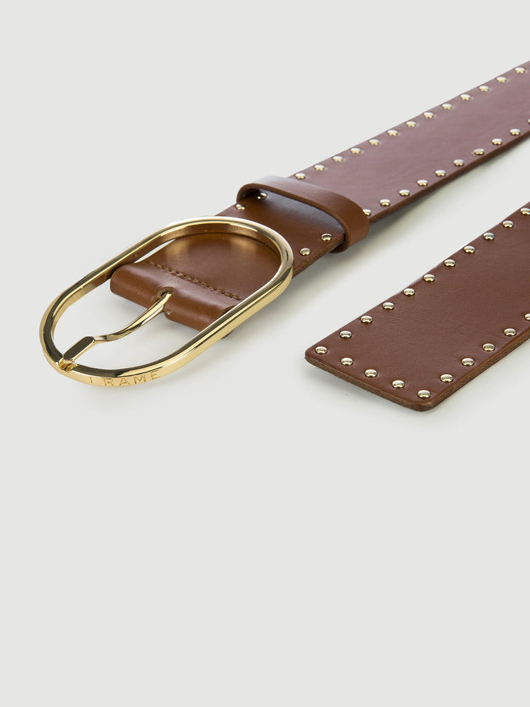 Grand Oval Buckle Belt