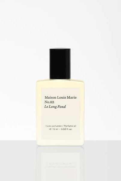 No.02 Le Long Fond - Perfume Oil