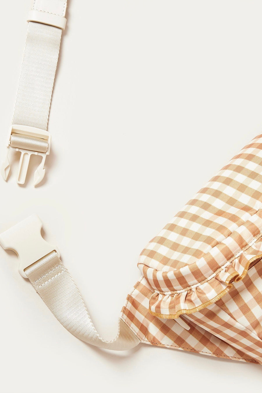 Shiloh Commuter Pack - Amber Gingham