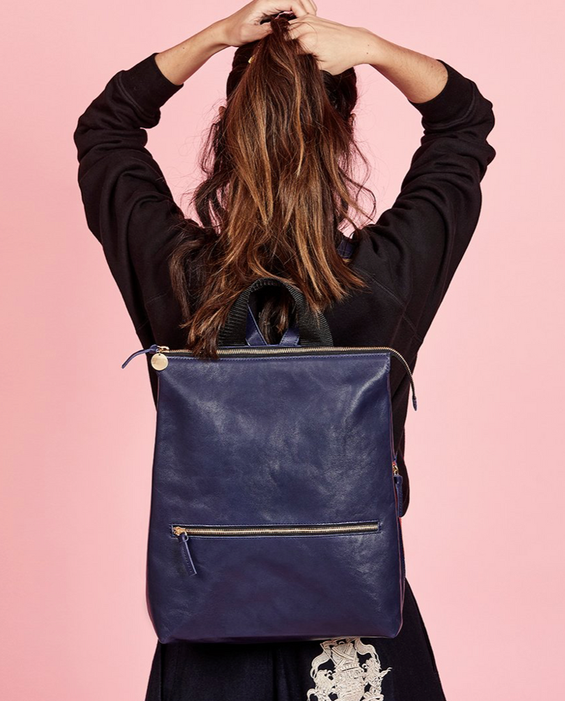 Remi Backpack - Rustic Navy