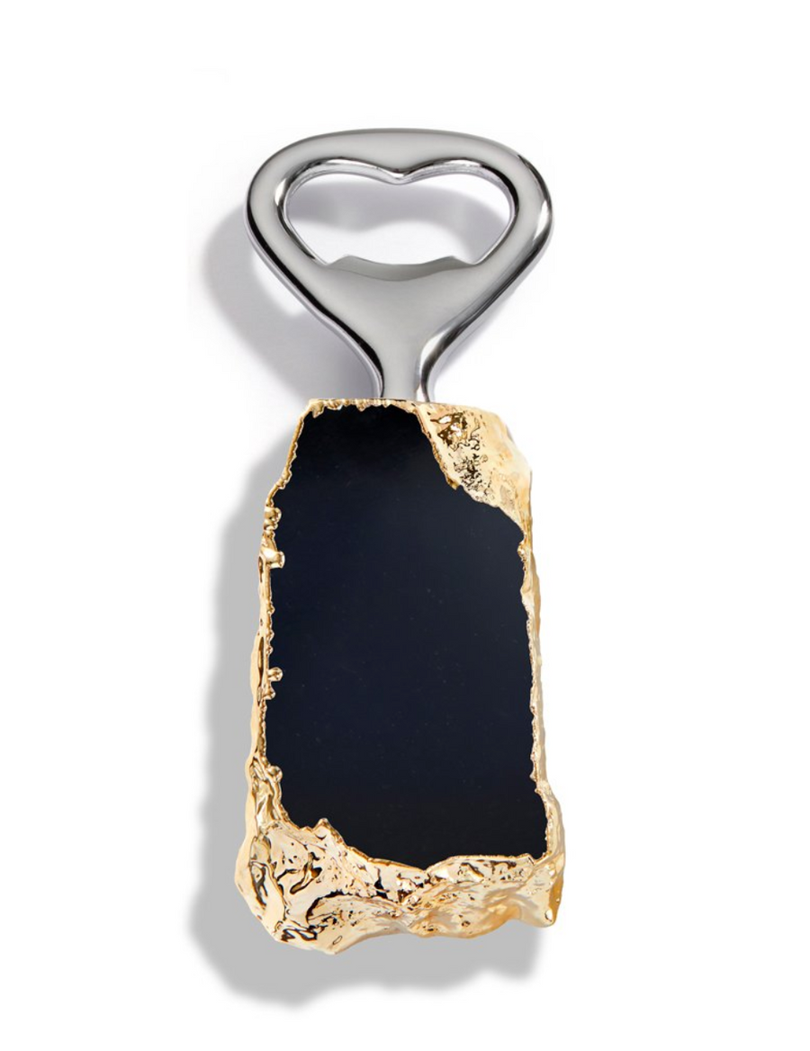 HÉRITAGE BOTTLE OPENER - Black Obsidian