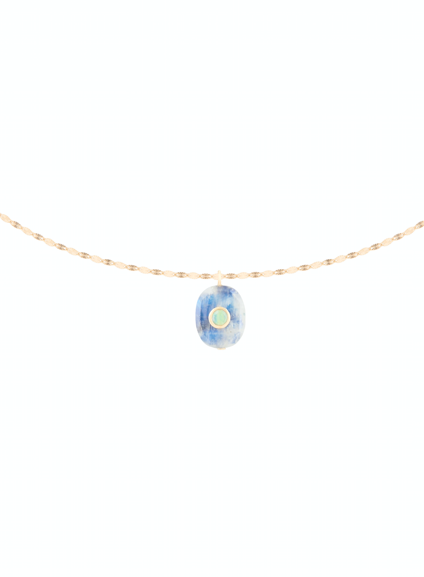 HOLI MOONSTONE NECKLACE