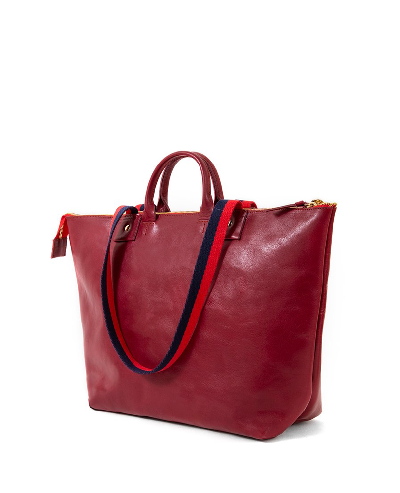 Le Zip Sac - OXBLOOD