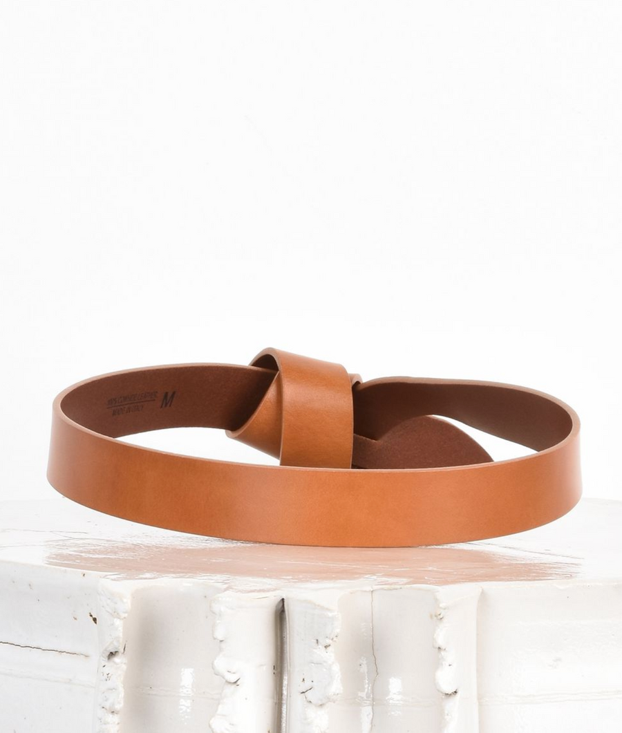 Lecce Belt - NATURAL