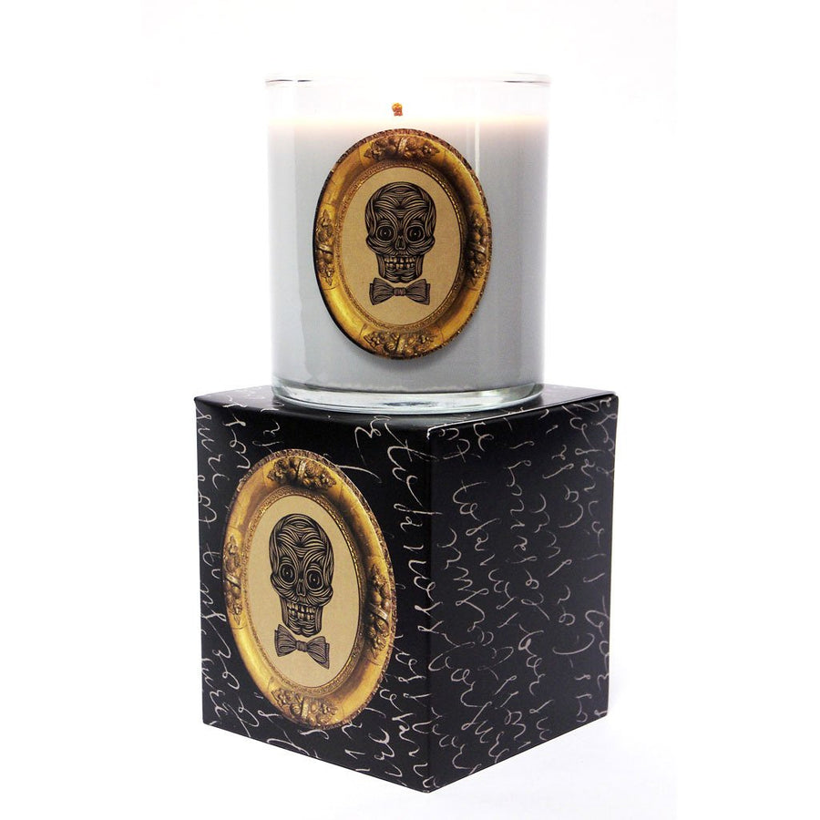 9.5 oz. Skull Candle