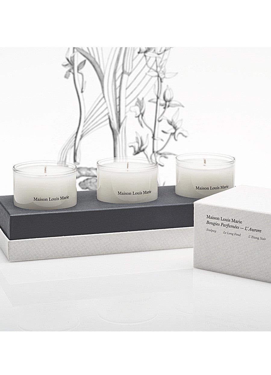 L'Aurore - Candle Gift Set