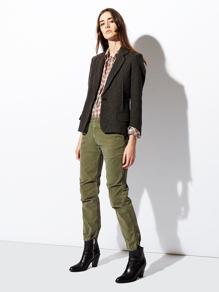 French Military Pant - SAGE