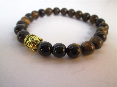 Handmade Bracelet Featuring Chakra Inspired Beads - SpuzzosDeals
