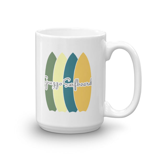 Spuzzo Surfboards Mug - SpuzzosDeals